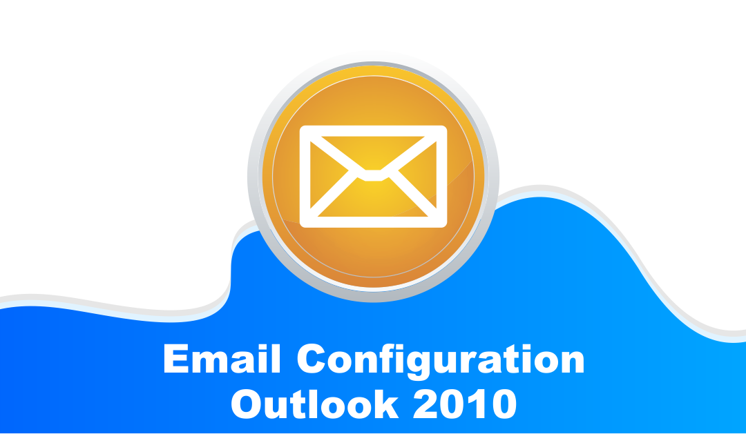 How to set up email in Microsoft Outlook